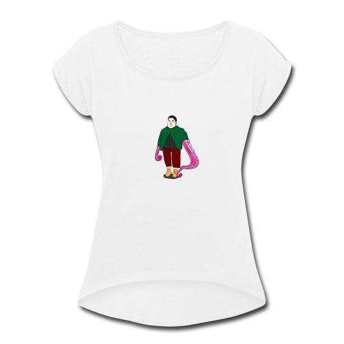 Life - Women's Roll Cuff T-Shirt