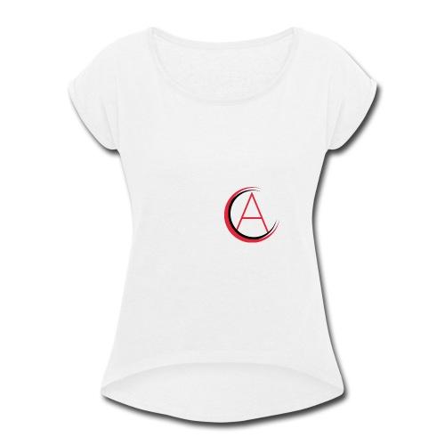 vector - Women's Roll Cuff T-Shirt
