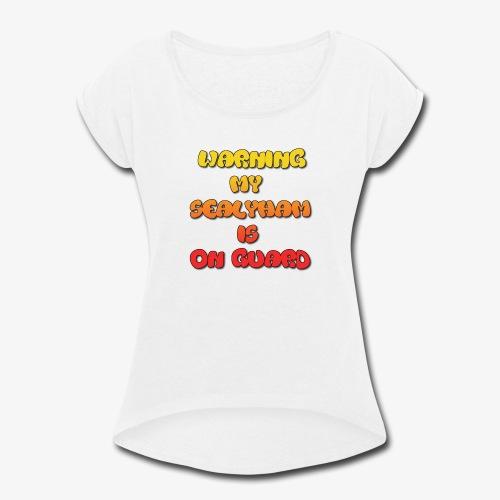 WMSIOG - Women's Roll Cuff T-Shirt
