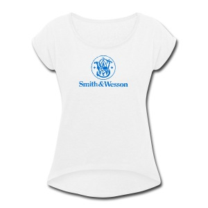 Smith & Wesson (S&W) - Women's Roll Cuff T-Shirt