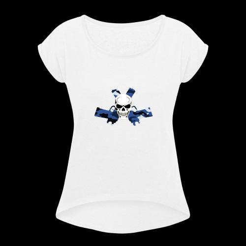 regual Merch - Women's Roll Cuff T-Shirt