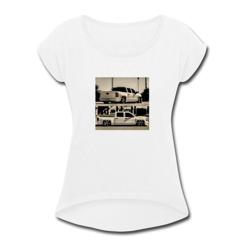 IMG_0389 - Women's Roll Cuff T-Shirt