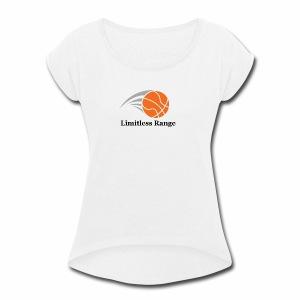 Limitless Range - Women's Roll Cuff T-Shirt