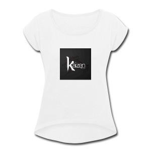 IMG_0052 - Women's Roll Cuff T-Shirt
