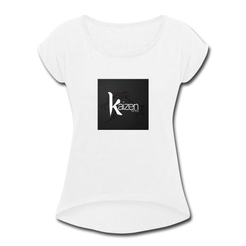 IMG_0052 - Women's Roll Cuff T-Shirt