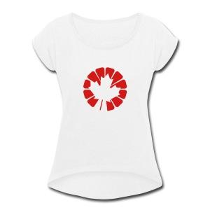 Canada 150 Edition - Women's Roll Cuff T-Shirt