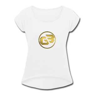 Premium Design - Women's Roll Cuff T-Shirt