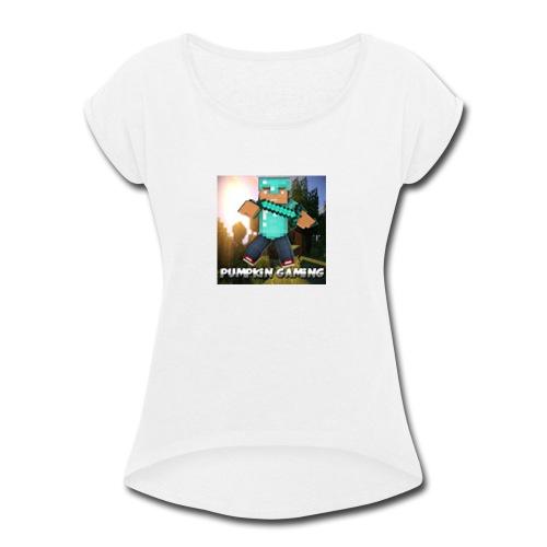 SHIRT - Women's Roll Cuff T-Shirt