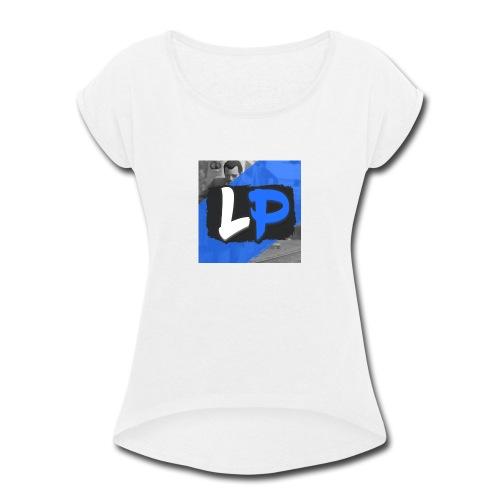 Logo Merchandise - Women's Roll Cuff T-Shirt