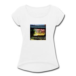 Sabine Street - Women's Roll Cuff T-Shirt
