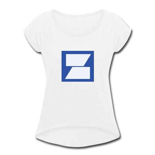 ZURAN S1 - Women's Roll Cuff T-Shirt
