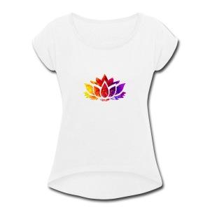 Dope brand - Women's Roll Cuff T-Shirt