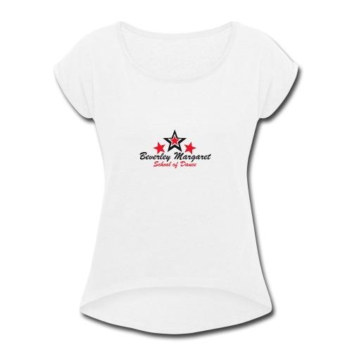 drink - Women's Roll Cuff T-Shirt