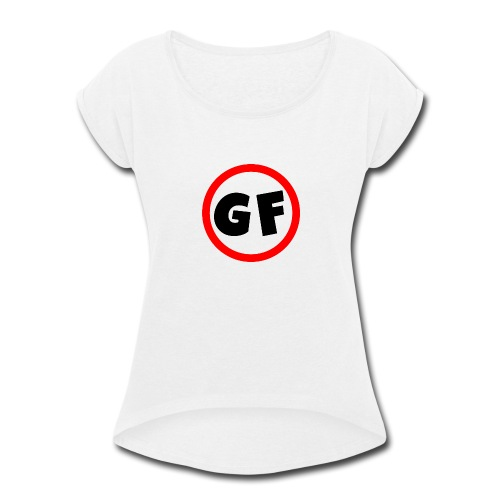 Gaming Forever - Women's Roll Cuff T-Shirt
