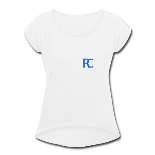 Blu REACH - Women's Roll Cuff T-Shirt
