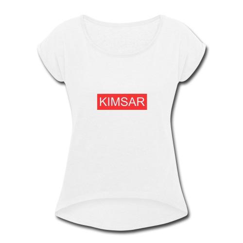 image - Women's Roll Cuff T-Shirt