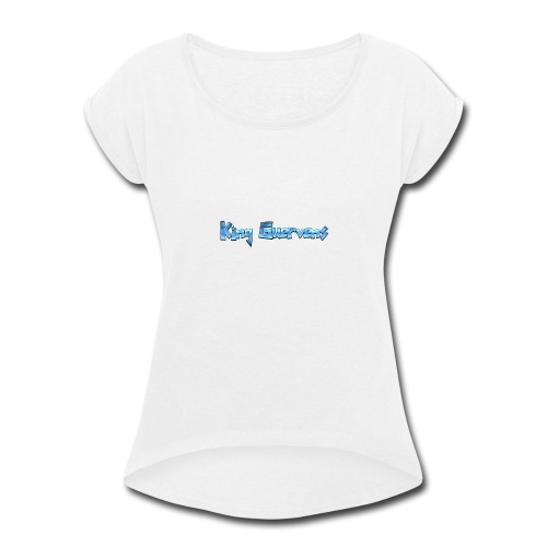 The Perfect Edition - Women's Roll Cuff T-Shirt