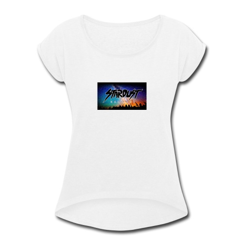 Stardust SKYLAB Edition 2017 - Women's Roll Cuff T-Shirt