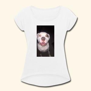 Drool - Women's Roll Cuff T-Shirt