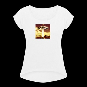 Montebello Welcomes You - Women's Roll Cuff T-Shirt