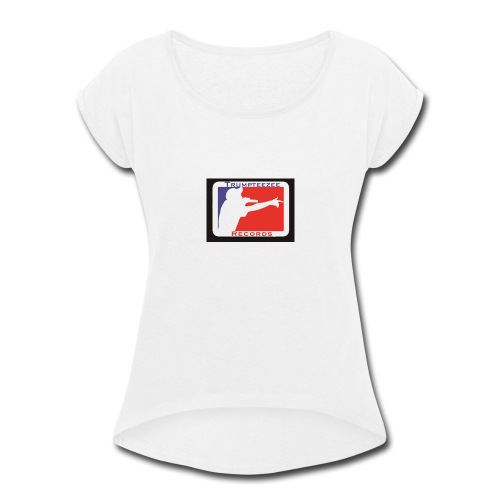 ttrlogq1 - Women's Roll Cuff T-Shirt