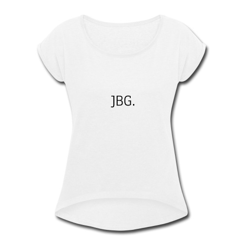 JBG - Women's Roll Cuff T-Shirt