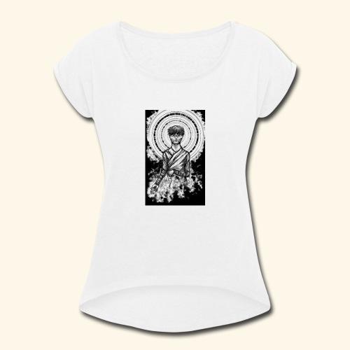 2017 02 21 21 38 15 1 - Women's Roll Cuff T-Shirt