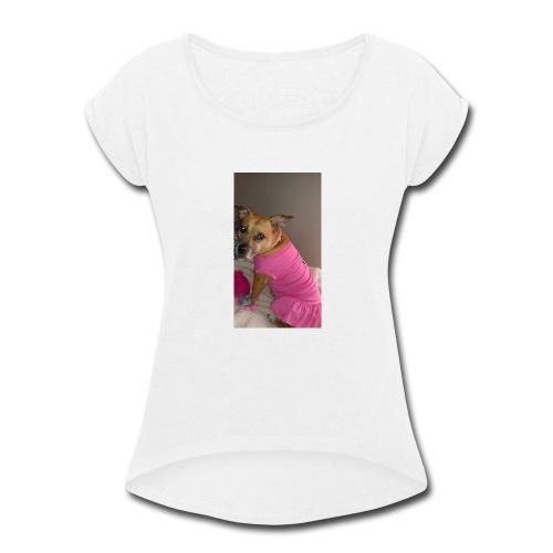 Jas - Women's Roll Cuff T-Shirt