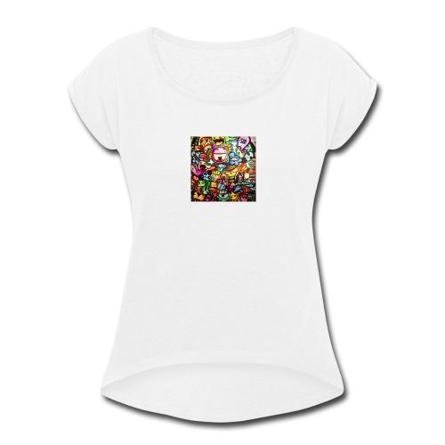 Funky - Women's Roll Cuff T-Shirt