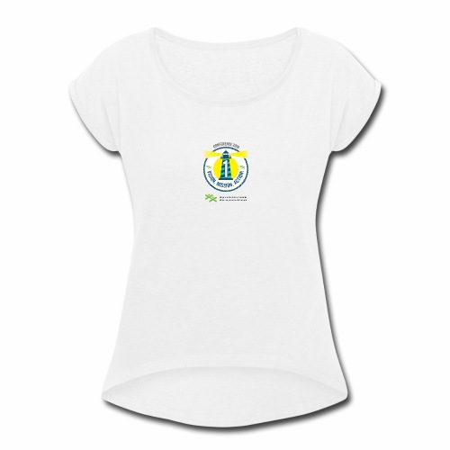 1VisionMissionAction - Women's Roll Cuff T-Shirt