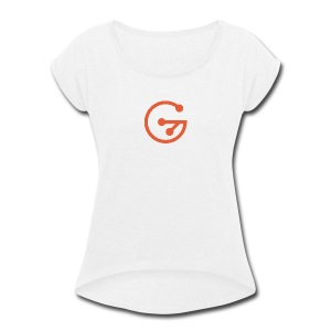 GitMarket - Women's Roll Cuff T-Shirt