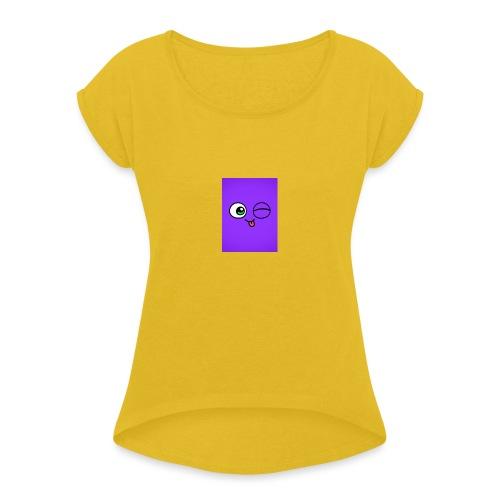 1516135614265 - Women's Roll Cuff T-Shirt