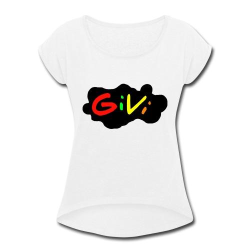 GiVi - Women's Roll Cuff T-Shirt
