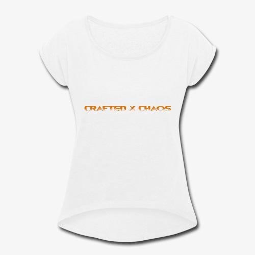 Longhorn - Women's Roll Cuff T-Shirt