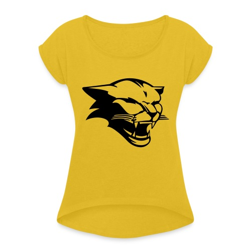 Cougar - Women's Roll Cuff T-Shirt