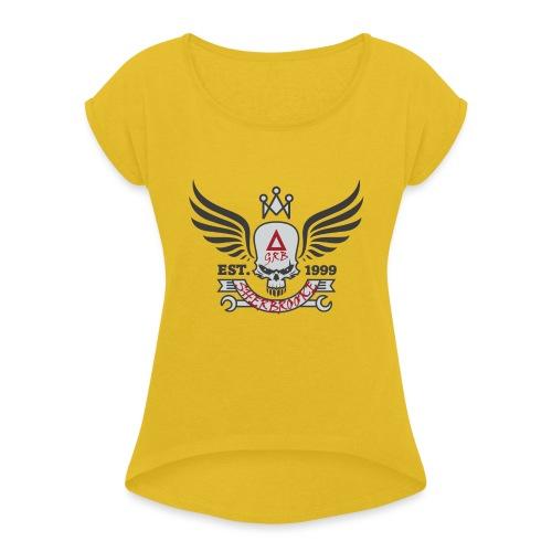 GRB - Women's Roll Cuff T-Shirt