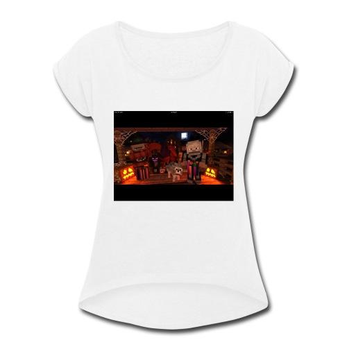 IMG 0392 - Women's Roll Cuff T-Shirt