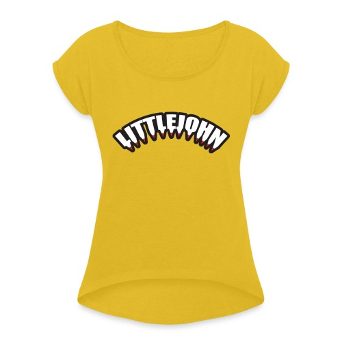 Littlejohn1 - Women's Roll Cuff T-Shirt