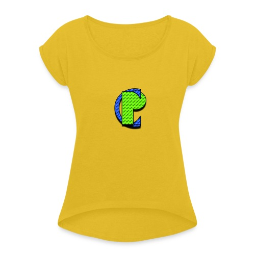 Proto Shirt Simple - Women's Roll Cuff T-Shirt