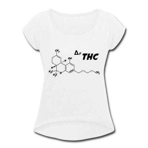 THC - Women's Roll Cuff T-Shirt