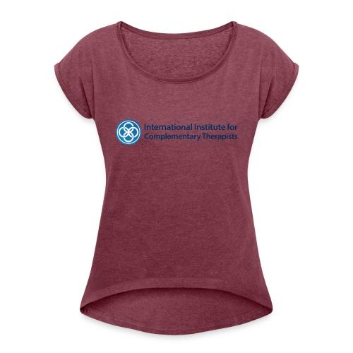 The IICT Brand - Women's Roll Cuff T-Shirt