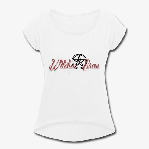 Witches Brew Ejuice - Women's Roll Cuff T-Shirt