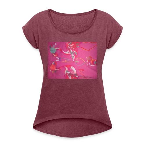 Drinks - Women's Roll Cuff T-Shirt