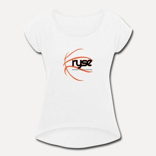 ryse2 png Apparel 2 - Women's Roll Cuff T-Shirt