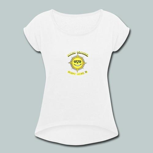 Blake Squared Spring Break '18 - Women's Roll Cuff T-Shirt