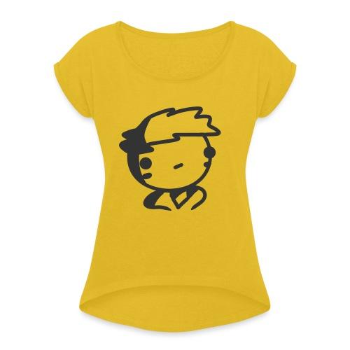 SHIRT 2 - Women's Roll Cuff T-Shirt