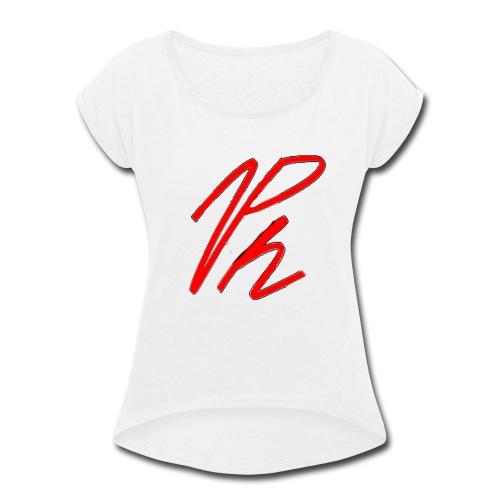 VP - Women's Roll Cuff T-Shirt