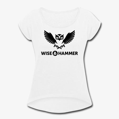 Full Brand - Women's Roll Cuff T-Shirt
