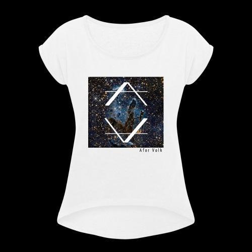 Afor Volk V2 - Women's Roll Cuff T-Shirt