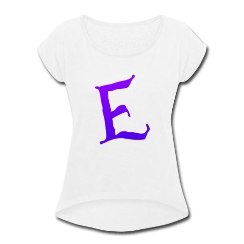 Enderstore USA - Women's Roll Cuff T-Shirt